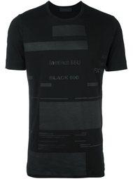 футболка 'Medicina' Diesel Black Gold