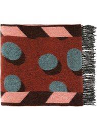 'Pastel' scarf Henrik Vibskov