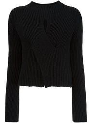 'Jacinta' knitted blouse Misha Nonoo