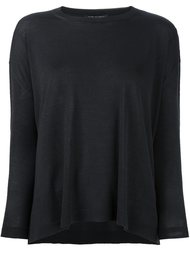 свитер с круглым вырезом   Piazza Sempione
