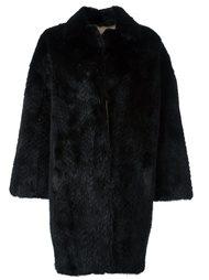 меховое пальто Simonetta Ravizza