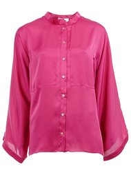 рубашка с воротником-мандарин Maison Rabih Kayrouz