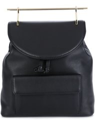 leather backpack M2malletier