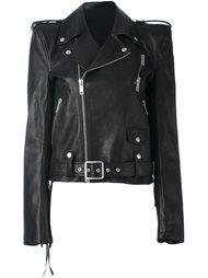 байкерская куртка  Unravel