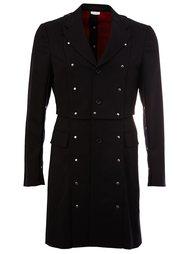пальто с заклепками Comme Des Garçons Homme Plus
