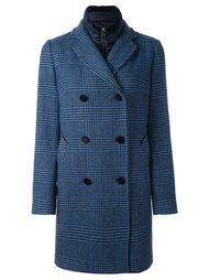 пальто в клетку 'Prince of Wales' Fay