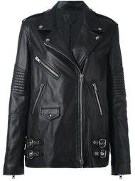 классическая байкерская куртка Alexander Wang
