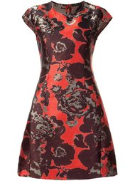 'roses' printed dress Josie Natori