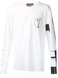 longsleeved T-shirt Siki Im