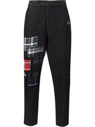 джинсы с лоскутными деталями Sold Out Frvr
