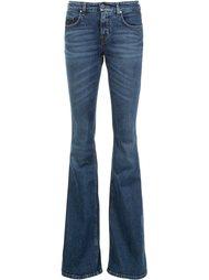 flared jeans  Victoria Victoria Beckham