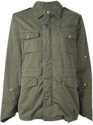 куртка с потайной застежкой  Tu Es Mon Tresor