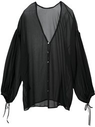 V-neck blouse  Isabel Benenato