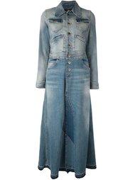 джинсовое пальто Roberto Cavalli