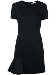жаккардовое платье мини Amen