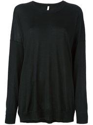 пуловер с круглым вырезом Boboutic