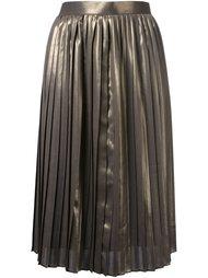плиссированная юбка до колена Cityshop