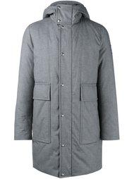 дутое пальто  Moncler Gamme Bleu