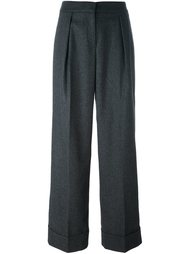 широкие брюки со складками I'M Isola Marras