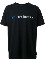 футболка с принтом 'City of Dreams'  Cityshop