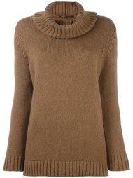 свитер с высоким горлом Agnona