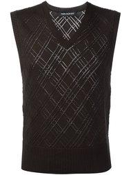 свитер в клетку 'Prince of Wales' Neil Barrett