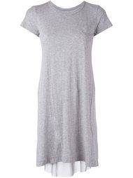 платье-футболка  Sacai