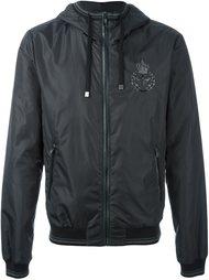 куртка с капюшоном и вышивкой Dolce & Gabbana