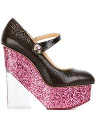 туфли на платформе  Charlotte Olympia