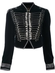 куртка в стиле милитари Roberto Cavalli