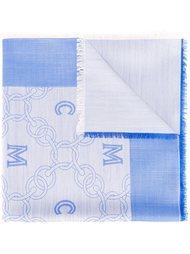 платок с логотипом MCM