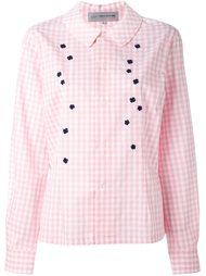 рубашка в клетку  Comme Des Garçons Girl
