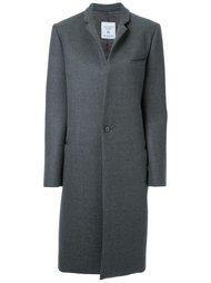 классическое однобортное пальто Fad Three