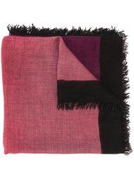 шарф с градиентным узором Faliero Sarti