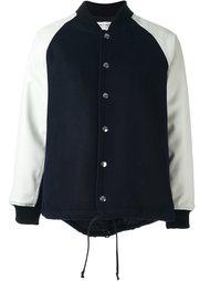 университетская куртка  Comme Des Garçons Girl