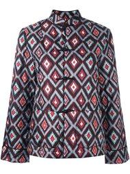 куртка с геометрическим узором For Restless Sleepers