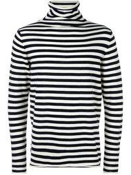 свитер-водолазка в полоску  Société Anonyme