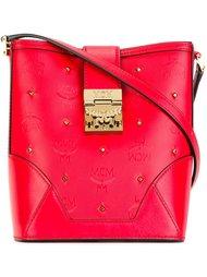 мини сумка-мешок 'Claudia' MCM