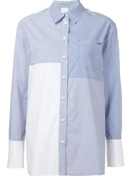 multi stripe shirt Steve J & Yoni P