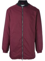 объемная куртка-бомбер McQ Alexander McQueen