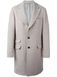 пальто с карманами Brunello Cucinelli