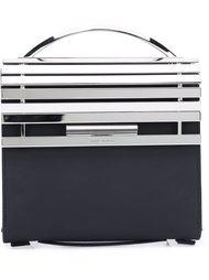 metal flap handbag Eddie Borgo