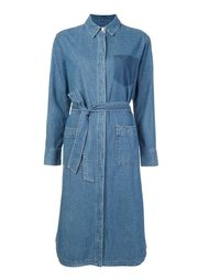 denim shirt dress Steve J & Yoni P