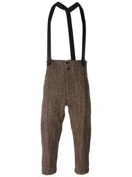 брюки на подтяжках Lost & Found Ria Dunn