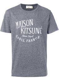 футболка 'Palais Royal' Maison Kitsuné