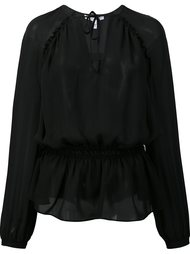 V-neck blouse Derek Lam 10 Crosby
