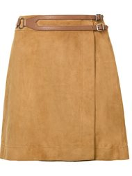 suede mini skirt Derek Lam 10 Crosby
