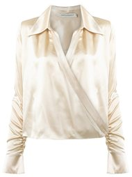 silk shirt Martha Medeiros