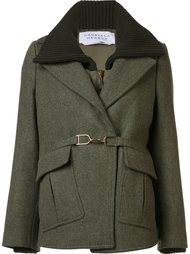 military style peacoat Gabriela Hearst