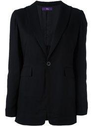 пиджак с застежкой на пуговицу Y's